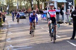 Roy Eefting wint Omloop Houtse Linies 2014