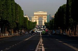 Parijs, Champs-Élysées
