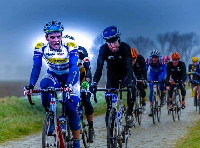 Ronde Van Zeeland Met Mogelijke Aankomst Op Neeltje Jans